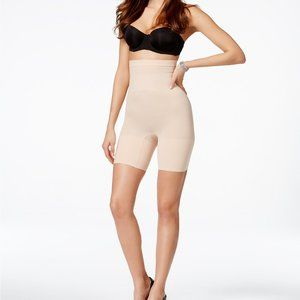 SPANX Higher Power Short, Soft Nude